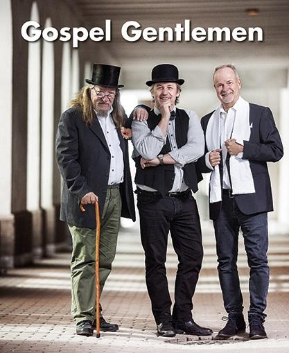 Gospel Gentlemen - CD
