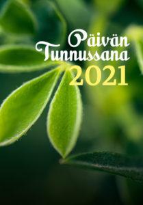Päivän Tunnussana 2021 (pieni)