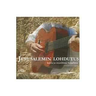 Jerusalemin lohdutus DVD