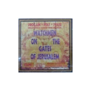 Messianic Community of Reconciliation Worship Team CD