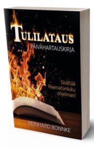 TULILATAUS - PÄIVÄHARTAUSKIRJA