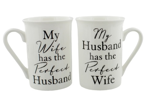 Tekstimukipari Perfect Husband/Wife