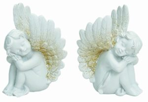 Kultasiipi-enkeli (2 kpl paketti)