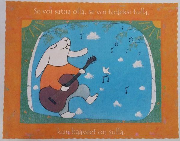 Tyynyliina - Kitaristi