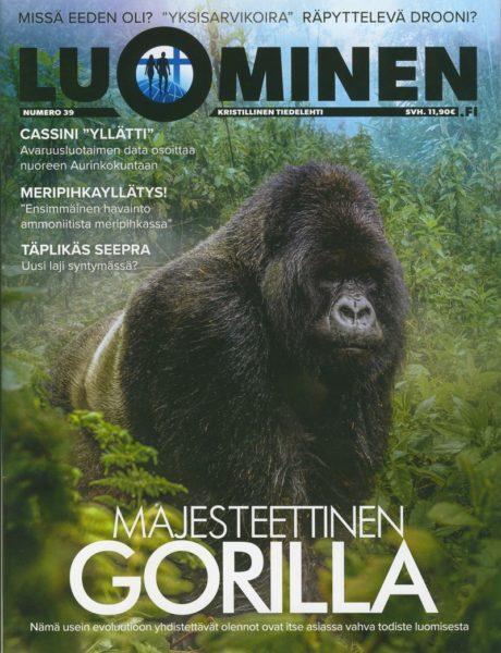 Luominen-lehti (numero 39)