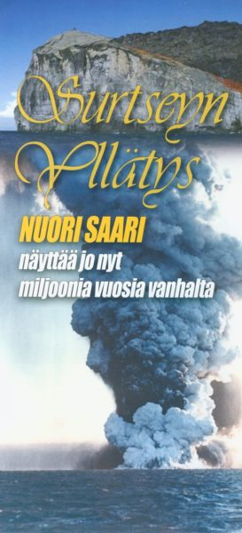 Traktaatti, Surtseyn yllätys
