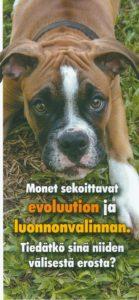 Traktaatti, Monet sekoittavat evoluution ja luonnonvalinnan