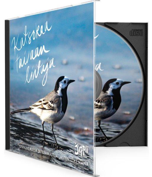 Jippii - Katsokaa taivaan lintuja - CD
