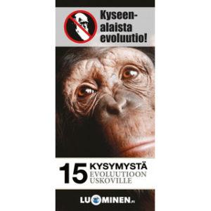 Traktaatti - 15 kysymystä evoluutioon uskoville