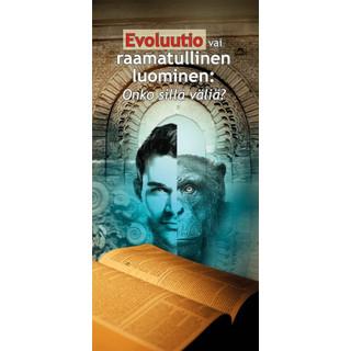 Traktaatti - Evoluutio vai raamatullinen luominen - onko sillä väliä?