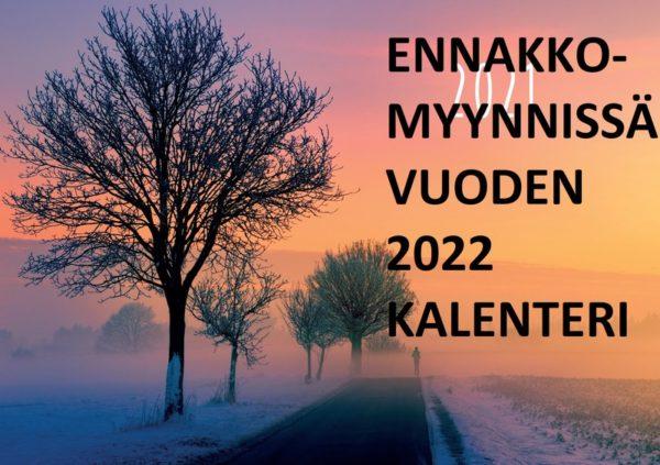 Seinäkalenteri raamatunjakeilla 2022 (Raamattu365.fi)