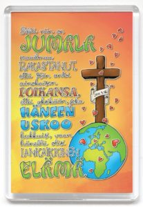 Magneetti, Joh. 3:16