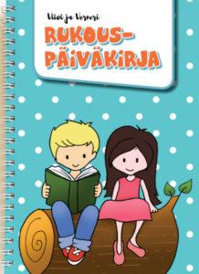 Viivi ja Verneri - Rukouspäiväkirja