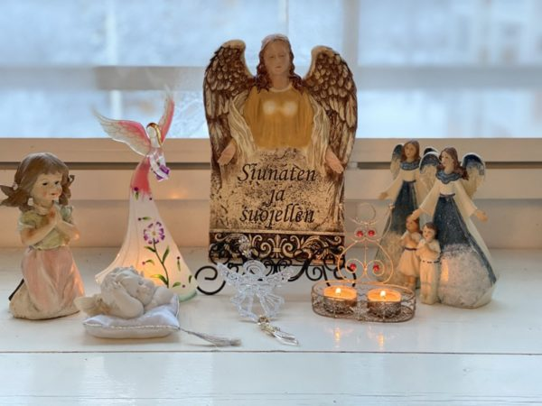 20 enkelin tuotepaketti