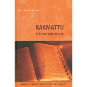 Raamattu ja kirkon usko tänään - synodaalikirja 2004
