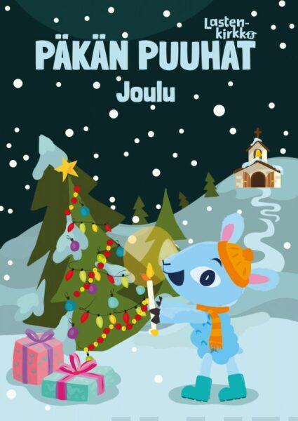 Päkän puuhat - Joulu