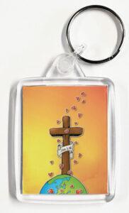 Avaimenperä, risti