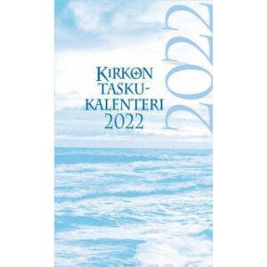 Kirkon taskukalenteri 2022 (pelkkä vuosipaketti)