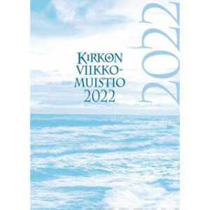 Kirkon viikkomuistio 2022 (pelkkä vuosipaketti)