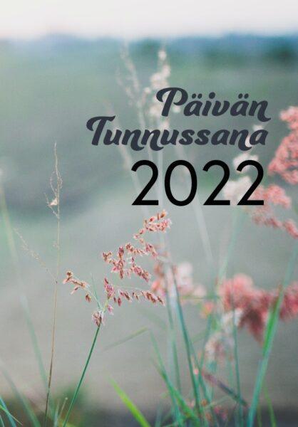 Päivän Tunnussana 2022 (iso)