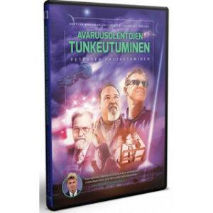 Avaruusolentojen tunkeutuminen DVD