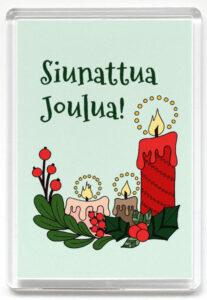 Magneetti, Siunattua Joulua!