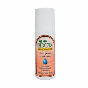 ROOTS Evergreen Roll On anti-perspirantti naisille 100 ml